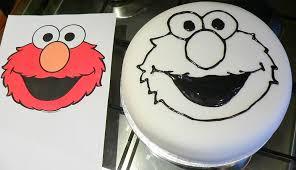 elmo cake u2013