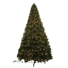 Fake Tree Home Decor by Led Pre Lit Christmas Trees Artificial Christmas Trees The