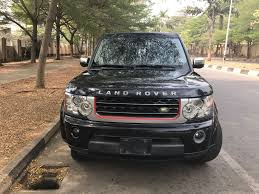 used land rover lr4 sold used land rover lr4 2011 in abuja for n7 500 000 autos