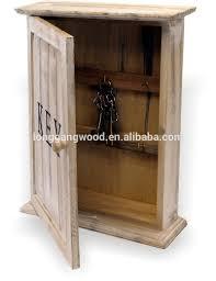 shabby chic white wooden key box rack cabinet cupboard keys holder