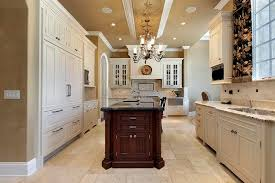 White Kitchen Cabinets With Tile Floor Kitchen With Tiles Endearing Tile Ideas For Kitchen