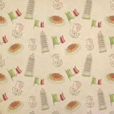 themed wrapping paper vintage italian flag italy theme kraft present gift