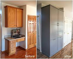 Kitchen Pantry Cabinets How To Assemble An Ikea Sektion Pantry Infarrantly Creative