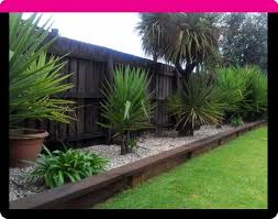 Railway Sleepers Garden Ideas Railway Sleepers Garden Gurus Landscape Gardening In South