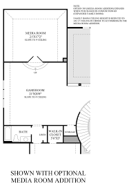 Storage Room Floor Plan Northgrove At Spring Creek Estate Collection The Montelena