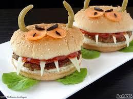 halloween hamburgers by past1978 on deviantart