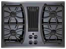 Cooktops Gas 30 Inch Lg 30 Inch Built In Gas Cooktop Stainless Steel Best Buy