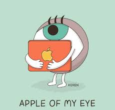 apple of my eye rearfront