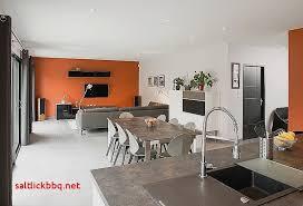 deco salon ouvert sur cuisine modele de cuisine ouverte sur salle a manger excellent salle a