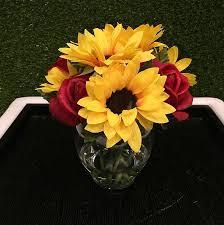 Sunflower Centerpiece Sunflower Flower Delivery Worldwide