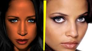 Green Or Blue Black Celebrity With Blue Green Or Hazel Eyes Youtube