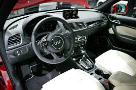 Audi Q5 2015 - 2015 audi q3 dashboard and cockpit 325 cars performance