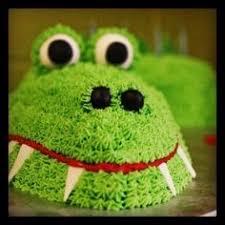 making a crocodile cake how to shaped cake tutorials