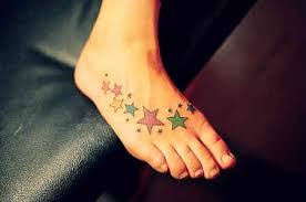 fantasy stars heart tattoo designs photos pictures and sketches