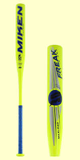 pitch bats 2017 miken freak 30 maxload 12 barrel usssa pitch softball bat