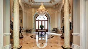 custom luxury foyer designs youtube