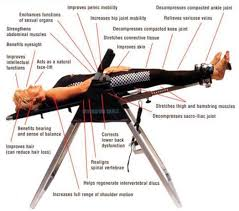 inverted table for herniated disc inversion therapy has many benefits some are proven in the medical