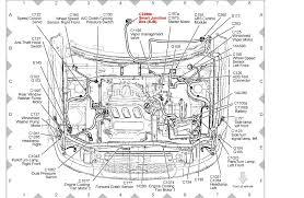 ford escape starter wiring diagram ford ranger starter diagram