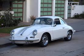 old porsche 356 1964 porsche 356c coupe sold historic sports racing cars
