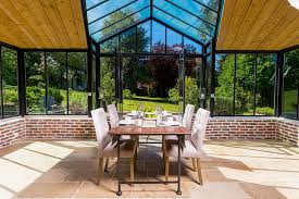 Conservatories And Sunrooms Edgy And Exquisite 20 Industrial Sunrooms With Modern Sheen