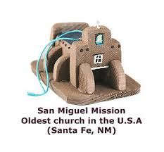 churches of new mexico collectible ornaments san miguel mission