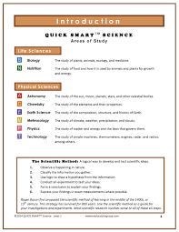 quick smart science for grades 3 8 newton education group