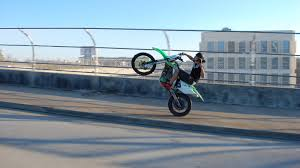 can you ride a motocross bike on the road where do you ride a dirt bike when you have no dirt npr