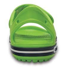 chaussure crocs cuisine imitation crocs crocs crocband ii sandal ps sandales vert