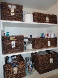 bathroom closet storage ideas 46 best storage ideas images on kitchen organisation