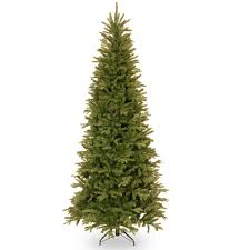 feel real slim fir artificial tree unlit msrp