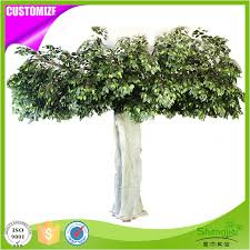 high imitated cheap 3ft indoor artificial ficus foliage silk leafs
