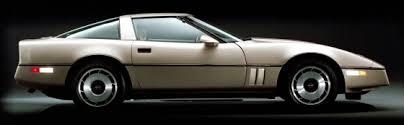 1984 corvette top speed 1984 chevrolet corvette the reborn corvette car memories