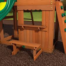 Big Backyard Replacement Parts Somerset Wooden Swing Set Playsets Backyard Discovery