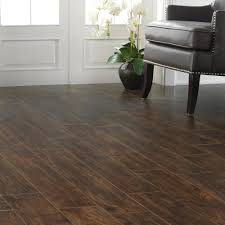 Home Decorators Collection Flooring by Home Decorators Collection High Gloss Jatoba 8 Mm Thick X 5 5 8 In