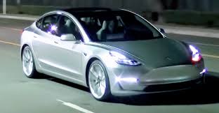 tesla model 3 deliveries to non employees begin cleantechnica