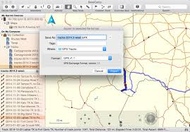 Magellan Route Map by Life Rebooted U2013 Creating Route Maps With Openstreetmap