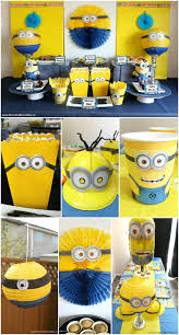 minions party ideas minions birthday party ideas munchkins