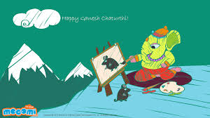 ganesh chaturthi 04 desktop wallpapers for kids mocomi