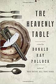 si e de table the heavenly table a novel amazon de donald pollock