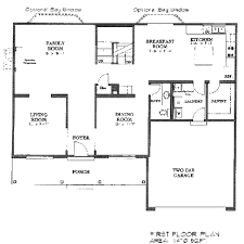 1 story floor plans two story floorplans