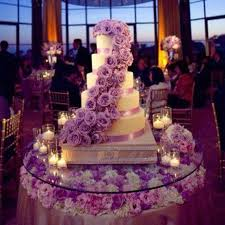 Wedding Cake Table Glasstop Table Weddingbee