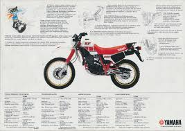 yamaha xt600 1984 moto pinterest motorbikes dirt biking and