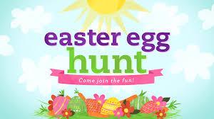 easter egg hunt at stone coast community church