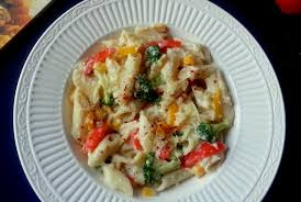 penne pasta in white sauce recipe by archana u0027s kitchen simple