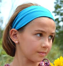stretchy headbands 1 dozen 2 5 inch cotton soft and stretchy headbands girl