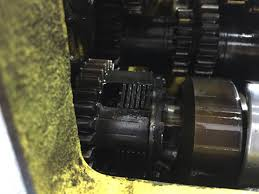 evaluation of ortlinghaus clutch in colchester lathe