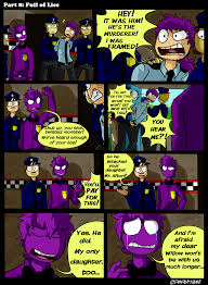Shades Of Purple Two Shades Of Purple Comic Pt 8 By Fnafnations On Deviantart