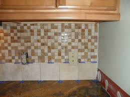 kitchen backsplash non resistant mosaic tile kitchen