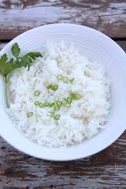 comment cuisiner du riz riz blanc