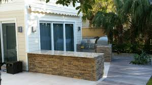 Outdoor Kitchen Construction Outdoor Kitchens On Casey Key Past Projects Radil Construction